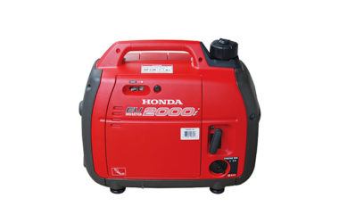 Generator EU2000Daily Rate: $55.00