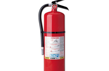 Fire ExtinguisherDaily Rate: $5.00